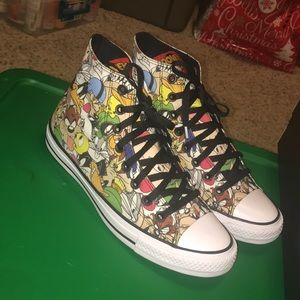Limited Edition Looney Tunes Converse